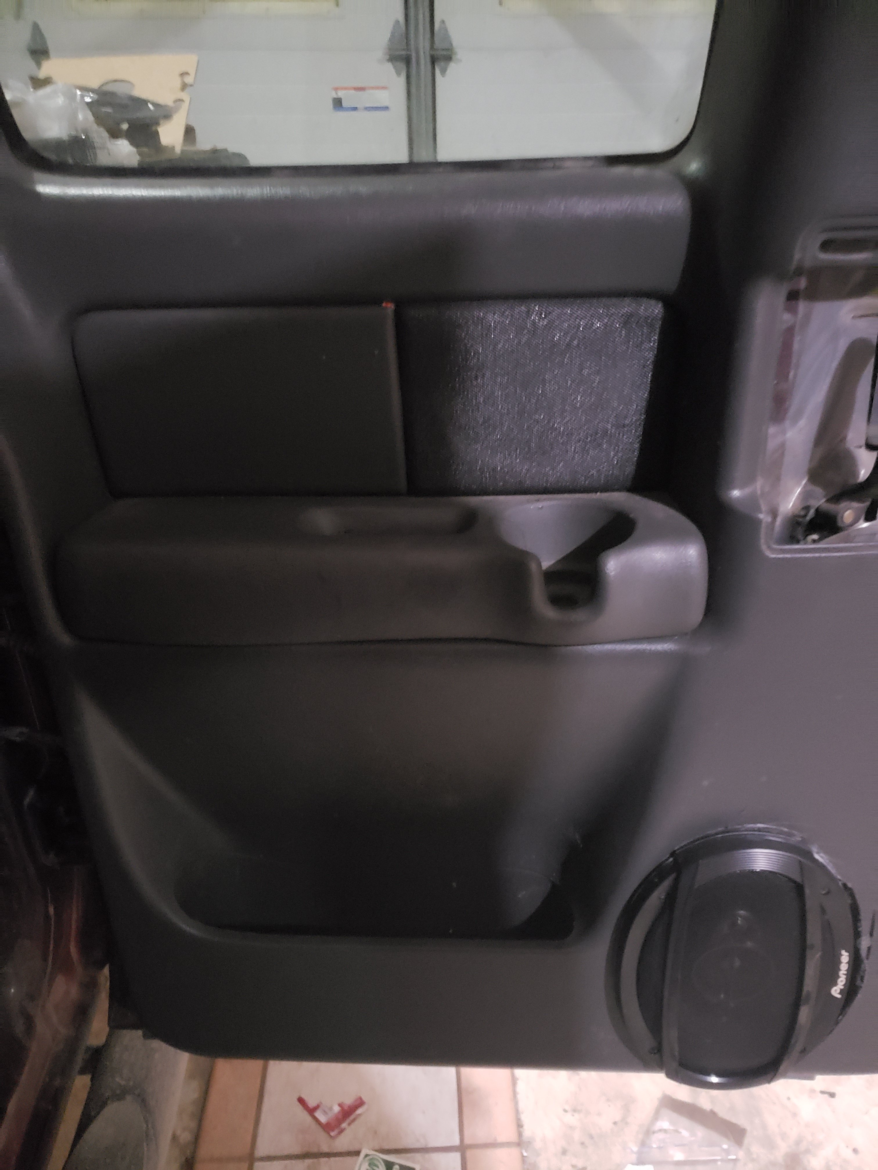 Question Has Anyone Put 6x9 S In Their Ext Cab Doors Gmc Truck Forum