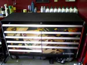 Tool Box Cornwell Blue Ebay