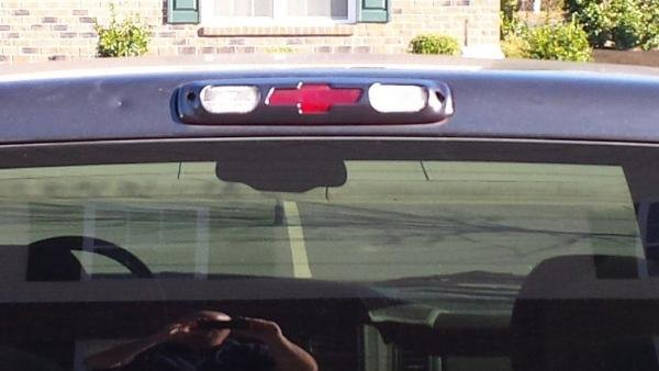 12/1/14. 3rd brake light cover painted to match truck.