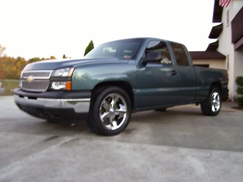 20x9 50 Kmc Condors With 285 55 20 Tires Gmc Truck Forum