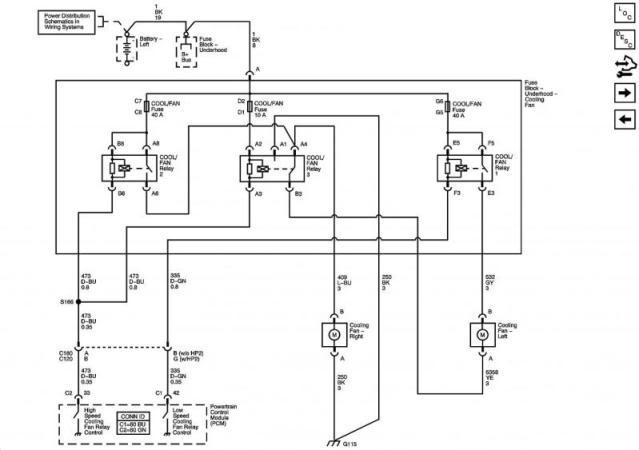 04 60 wiring diagram i installed 2006 e fans on my 2001 gmc truck forum  gmc truck forum