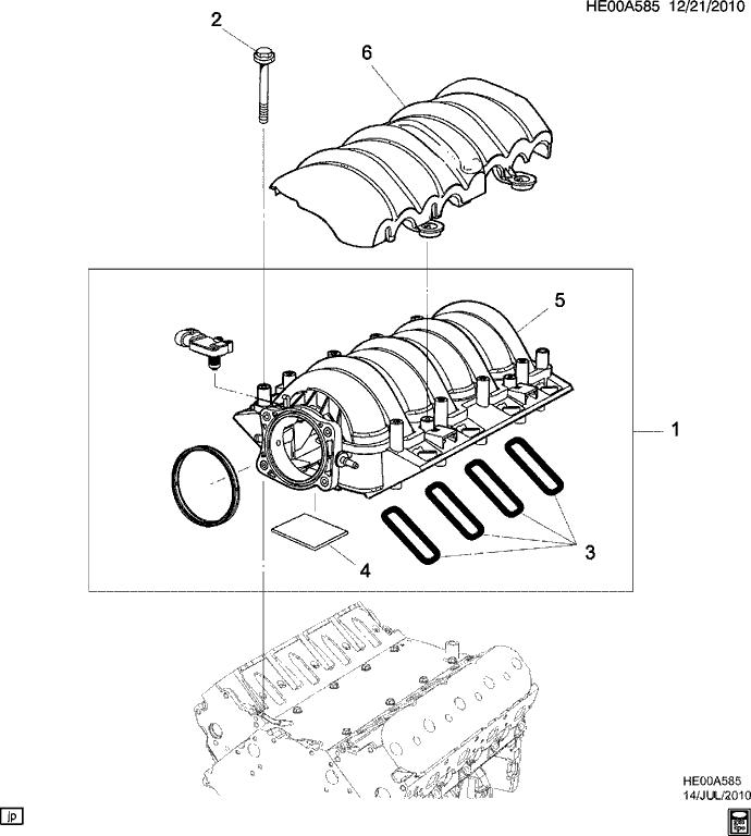[SCHEMATICS_4UK]  G8 intake manifold on L76 truck motor | GMC Truck Forum | L76 Engine Diagram |  | GMC Truck Forum