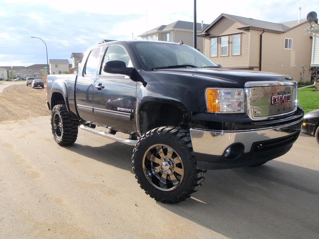 Bronze Wheels Black Truck Gmc Truck Forum