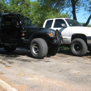 Truck and Jeep #6