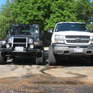 Truck and Jeep #7