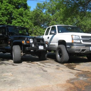 Truck and Jeep #9