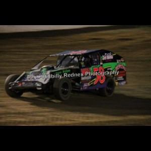 Getting jiggy with it at Nevada speedway