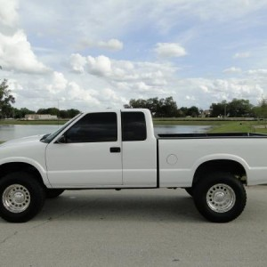 98 GMC lifted
