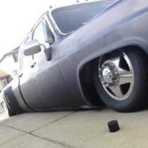 my bagged dually crew c30