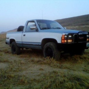 1989 GMC Sinclair WY