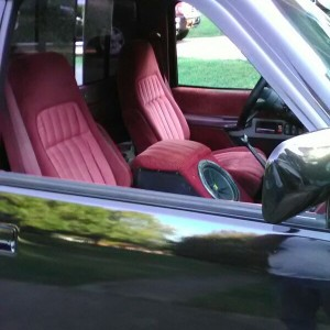 1990 Chevy 350 Ss Interior