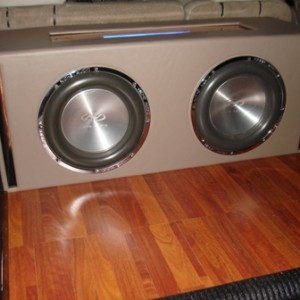 Old System 2 15's Wood Grain Floor (Entire Interior Panels Xtreme Lined)
