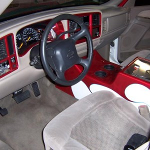 slight custom interior more function than a full on custom this was my daily driver