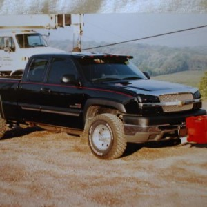 2004 pull truck 6.6 dirty juiced south bend clutch