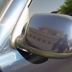 Driver Mirror Cap(day)