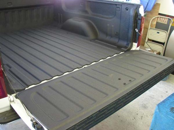 Line X Cost >> I Did My Own Bedliner With A Kit From Raptor Liners Looks