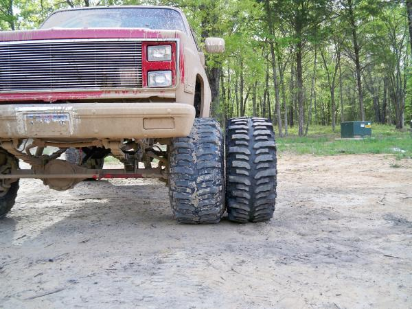 On Truck 15x14 1 1 2 Spacer 38 5x15 Boggers Other 16