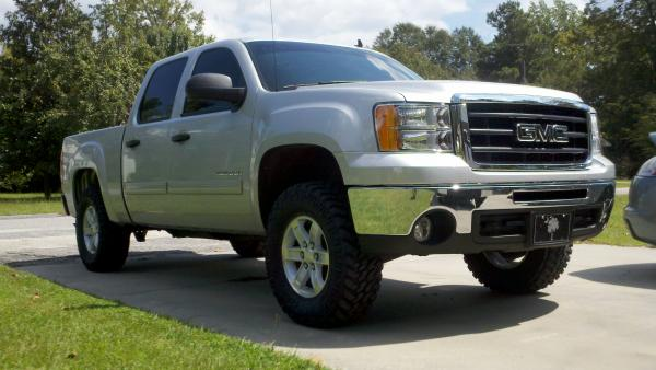Lifted Chevy Colorado >> total performance leveling kit. 295/70/17 nitto trail ...